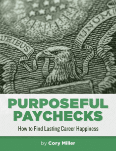 Purposeful Paychecks book