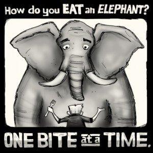 How To Eat An Elephant Elephant Final