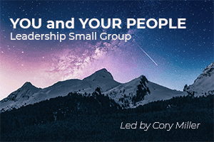 Leadership Small Group